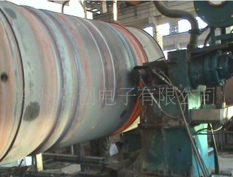 Pipe heating bending