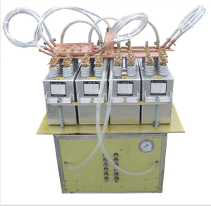Induction Heating Machine Load Transformer